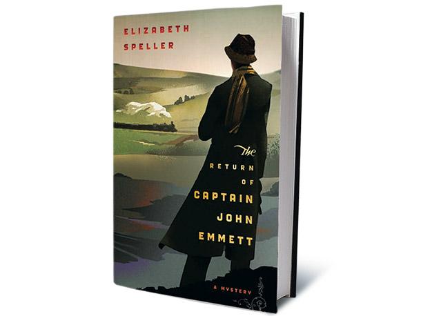 The Return of Captain John Emmett, by Elizabeth Speller