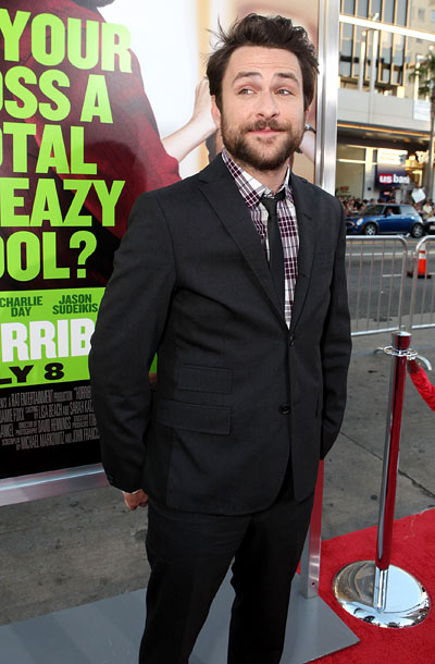 Charlie Day | On his best boss ever: ''Seth Gordon. He's the best boss because he put me in this movie and it was a blast. He could…