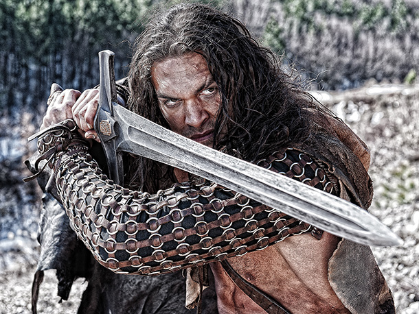 It's been nearly three decades since the? last Conan film, and ?producers are hoping star Jason Momoa 's redefined barbarian in this 3-D update directed…