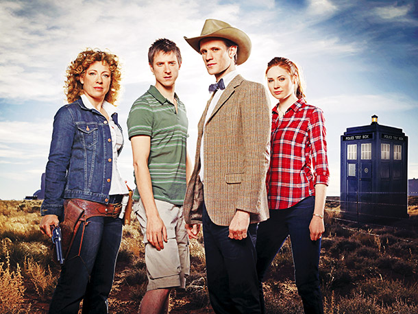 Doctor Who | MUST SEE 12:30-1:30 PM BBC America's Doctor Who I don't watch — but people keep telling me I should. I'm giving Matt Smith, Karen Gillan,…