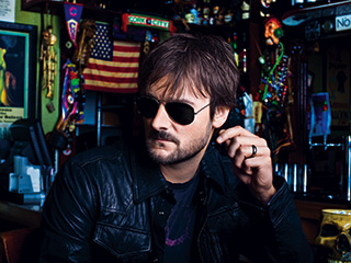 Eric Church | HAIL TO THE CHIEF Church instills a heavy helping of hero worship into his latest album