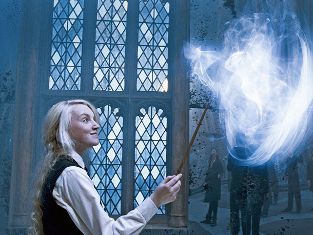 Harry Potter and the Order of the Phoenix   ''I was an obsessive fan of the books and movies. I remember the day [director] David Yates phoned the house and said I'd be doing…