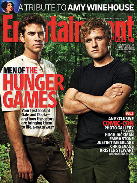 Hemsworth and Hutcherson may be rivals on screen, but they bonded hard during their weeks on set together. ''I think it's going to blow people's…