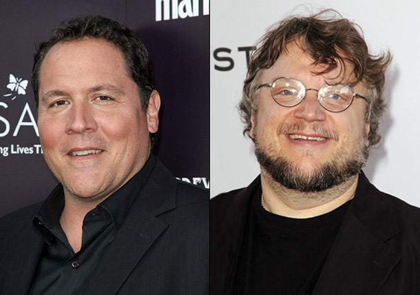 MUST SEE: 6:00-7:00 PM Entertainment Weekly : The Visionaries: A discussion with Jon Favreau and Guillermo del Toro on the Future of Pop Culture. Of…