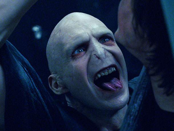 Harry Potter and the Goblet of Fire, Ralph Fiennes   ''I was pretty intimidated by Ralph [Fiennes]. I still am to a certain extent. In real life he is quite sweet. But in terms of…