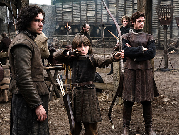 Game of Thrones   With no new episodes of Breaking Bad this year, there's room for other dramas to duke it out. I dream of a Fringe / Game…