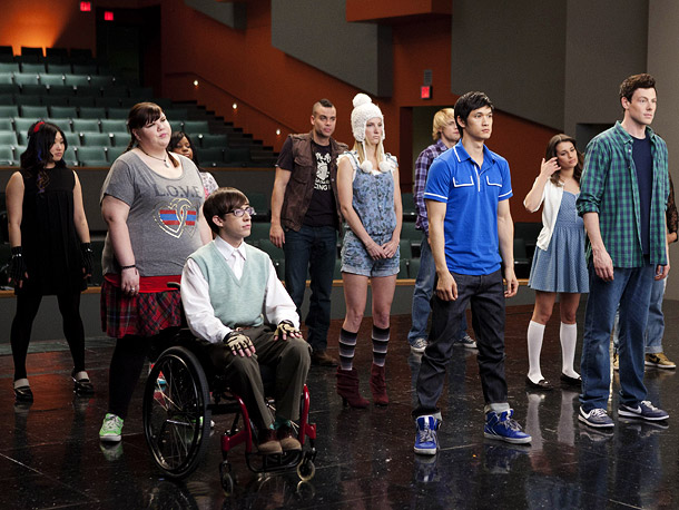 Glee, Chris Colfer | MUST SEE: 10:00-11:00 AM Glee With the recent announcement that the third season will be the last for stars Lea Michelle, Chris Colfer, and Cory…