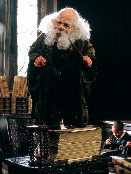 Warwick Davis, Harry Potter and the Sorcerer's Stone   ''All these props and sets started to feel real, the more you used them over the course of the films. The wands weren't just a…