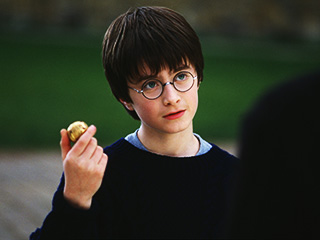 Harry Potter and the Sorcerer's Stone, Daniel Radcliffe