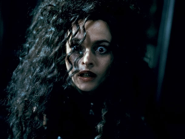 Harry Potter and the Deathly Hallows - Part 2, Helena Bonham Carter   ''My first memory was that I looked at the script and I had about three lines. And I thought, 'How am I going to make…