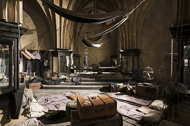 Harry Potter | The Room of Requirement has helped many a Hogwarts student searching for a bathroom, but for the members of Dumbledore's Army, it serves a much…