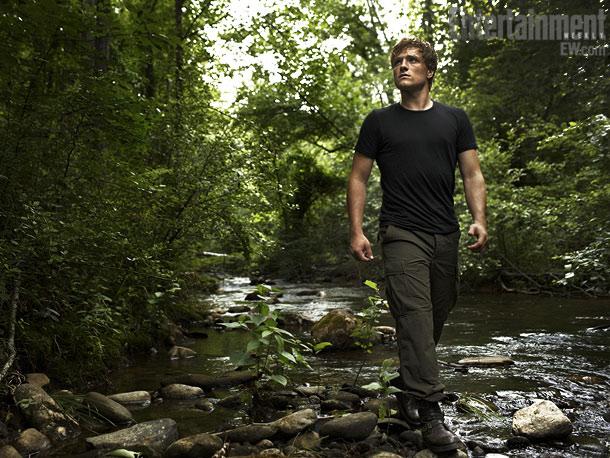 Josh Hutcherson, The Hunger Games