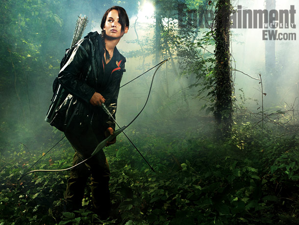 Jennifer Lawrence, The Hunger Games | Hutcherson and Lawrence have become playful friends, but he's a little concerned about the payback she might give him for a prank he played on…