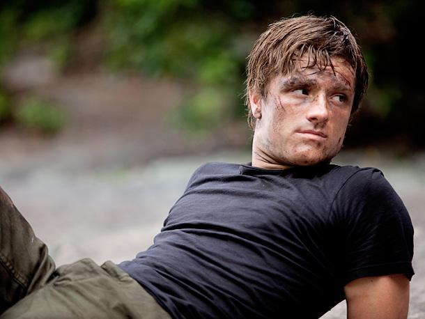 Josh Hutcherson (Peeta Mellark)