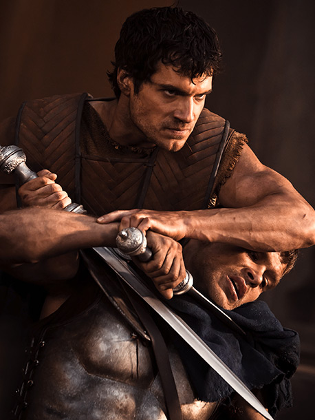 Although the sword-and-sandal epic is being billed as ''from the producers of 300 ,'' don't expect a replica of the 2007 blockbuster. ''If you liked…