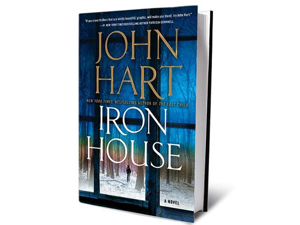 Iron House, by John Hart