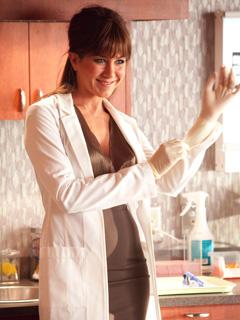 NASTY DENTIST Jennifer Aniston in Horrible Bosses