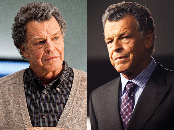 Fringe | I'll bet the Academy will recognize how excellent Peter Dinklage has been, but how about some acknowledgment of John Noble's (pictured) extraordinary dual-role emoting on…
