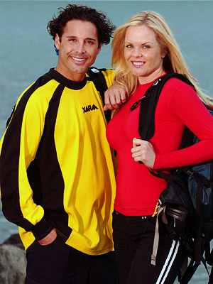 The Amazing Race | This married couple was far from anyone's favorite racers but it was Jonathan who invoked the most wrath with his verbally abusive ways and a…