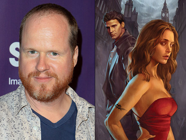 Joss Whedon | MUST SEE: 3:00-4:00 PM Dark Horse Presents: Joss Whedon (pictured). The publisher — which produces Whedon's popular, acclaimed line of Buffy The Vampire Slayer comics…