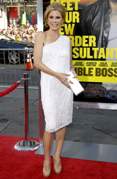 Julie Bowen | On her best boss ever: ''I have pretty amazing bosses right now at Modern Family . I am awfully fond of them. They are really…