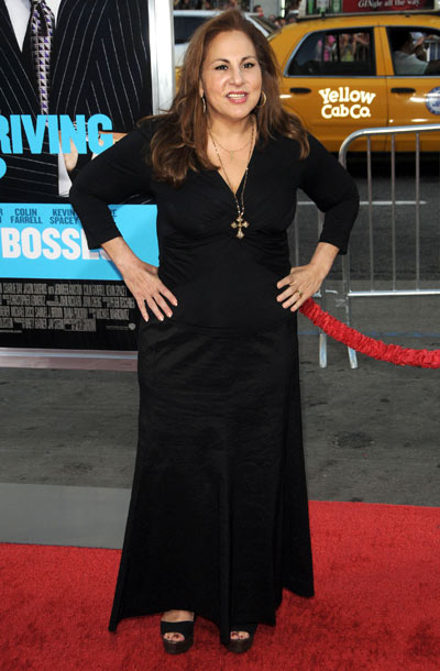 Kathy Najimy | On her best boss ever: ''Emile Ardolino. God bless his soul. He's in dancing heaven now. He directed me in Sister Act . He was…