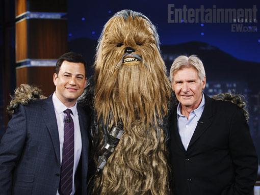 Kimmel Harrison Ford