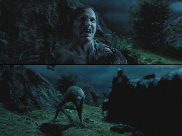Harry Potter and the Prisoner of Azkaban   ''The werewolf transformation scene [in Prisoner of Azkaban ] was a standout for me, because as a child, I'd always pretend to turn into a…