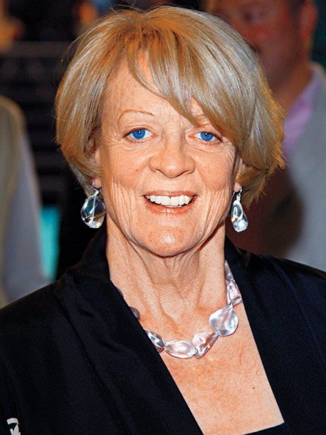 Maggie Smith | Age 76 Next John Madden's upcoming The Best Exotic Marigold Hotel ; returns for second season of PBS' Downton Abbey .