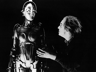 Rudolf Klein-Rogge, Metropolis | 11. MARIA FROM Metropolis (1927) PLAYED BY Brigitte Helm, once she's fully animated PROGRAMMING In a future world where masses of industrial workers toil underground…