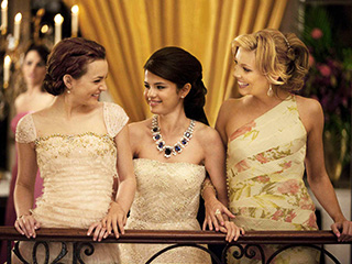 Katie Cassidy | PRINCESSES WANNABE Leighton Meester, Selena Gomez, and Katie Cassidy in Monte Carlo