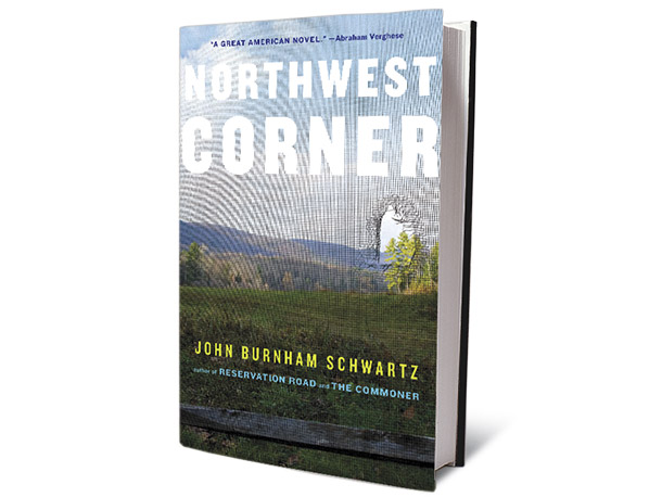 Northwest Corner, by John Burnham Schwartz