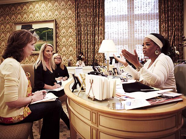 Season 25: Oprah Behind the Scenes