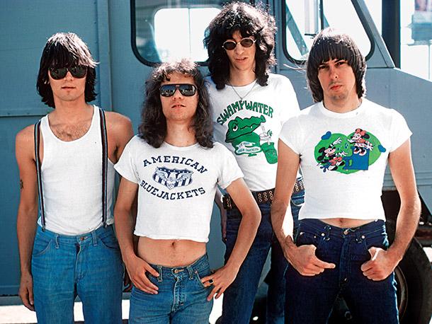 The Ramones reissues on vinyl