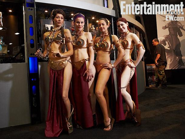 Slave Leia Costumes
