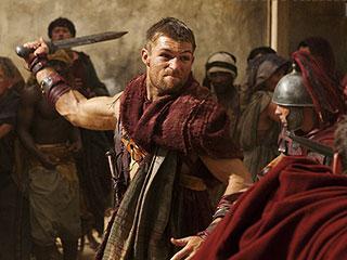 Spartacus Show Liam