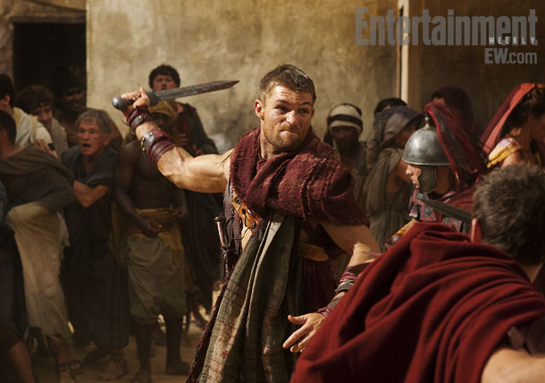 Spartacus: Blood and Sand | ''It's a role you wish wasn't there, because obviously Andy did such an amazing job,'' says Liam McIntyre , who took over the title character's…