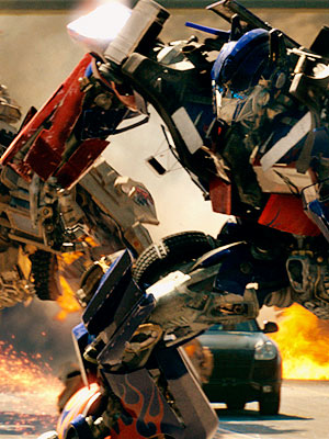Transformers | 4. OPTIMUS PRIME FROM Transformers (2007), Transformers: Revenge of the Fallen (2009), Transformers: Dark of the Moon (2011) PLAYED BY Peter Cullen, who voiced the…