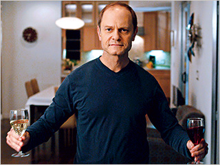David Hyde Pierce | DINNER IS SERVED David Hyde Pierce in The Perfect Host