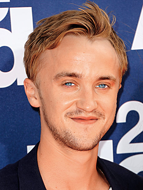 Tom Felton | Age 23 Next Costars in Rise of the Planet of the Apes (Aug. 5), followed by the 2012 horror film The Apparition .