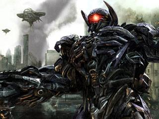 Transformers 3 Moon