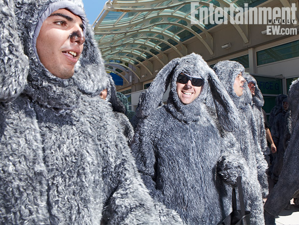 Wilfred costumes