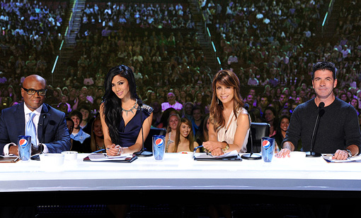 X Factor Paula Abdul