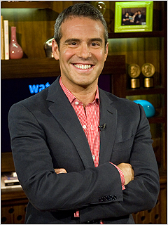 Andy Cohen Wwh