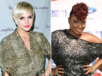 These ladies both want you to know that they contain multitudes: Ledisi says it with jazzy ''I am woman'' instructionals; Ashlee's just happy that her…
