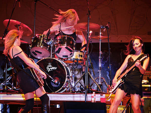 The Bangles | Original bassist Michael Steele has departed, but the girl-rock icons' eternal flame still burns; they're back with their first release in seven years. The initial…