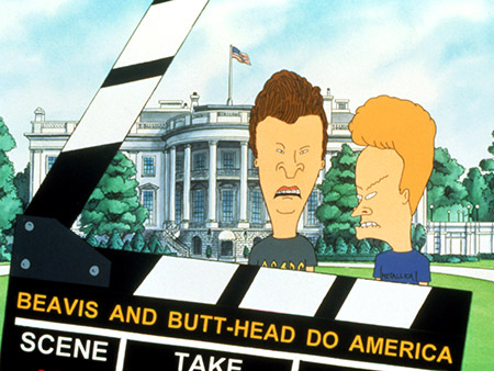 DEC. 20, 1996 The video-addicted, supremely stupid duo made the jump from MTV to the big screen — and the mainstream — with Beavis and…