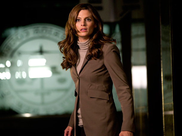 Yes, she may have a soft spot for a certain writer but Det. Kate Beckett is one tough cookie who always gets her guy. She…
