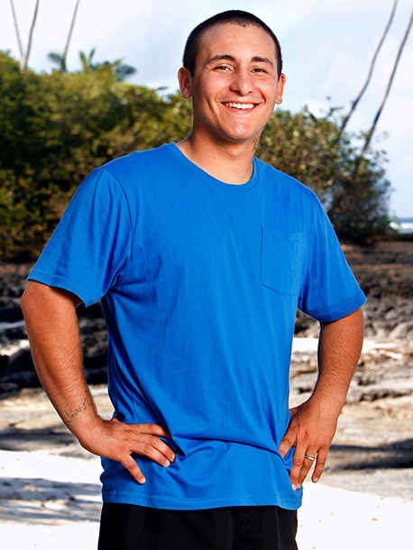 Survivor: South Pacific | Oil Tanker Crewman Hometown: Katy, Tex. Age: 19 Just when you thought Survivor was finally done with Russell Hantz, along comes his nephew Brandon. And…