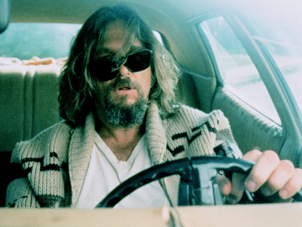 Jeff Bridges, The Big Lebowski | The Dude wouldn't be the Dude without his whole mangy mane.